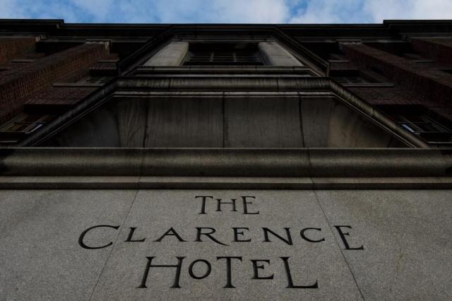 U2 Hotel Dublin - The Clarence Hotel