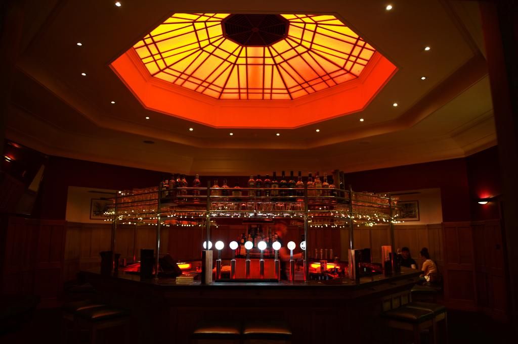 Octagon Bar