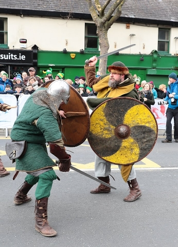 st. patrick's day parade in dublin ireland 2019 13