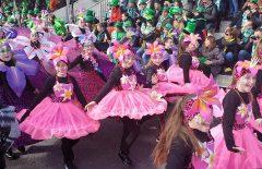 St. Patrick's Day Parade Dublin 2019