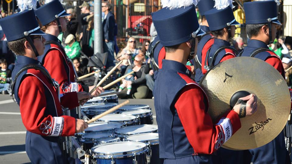 st. patrick's day parade in dublin ireland 2019 5