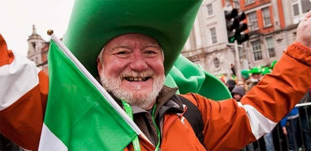 st. patrick's day parade in dublin ireland 2019 7
