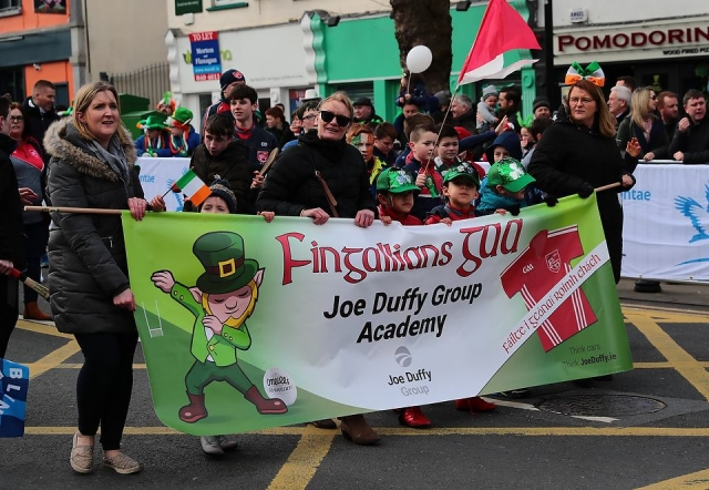 st. patrick's day parade in dublin ireland 2019 8